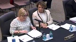 School Board Work Session - April 24, 2018