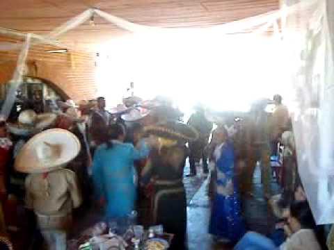carnaval 2009 santiago acahualtepec charros del rancho ahora charros los compas