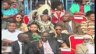 MASHUJAA: Rais Kenyatta aongoza sherehe za tatu chini ya serikali ya Jubilee