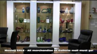 Galleria Mall floor model sale.mp4