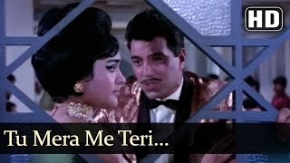 Tu Mera Main Teri - Dharmendra - Vaijayantimala - Pyar Hi Pyar - Hindi Song