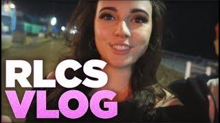 WHAT RLCS WAS REALLY LIKE :O !!!  RLCS SEASON 3 VLOG!