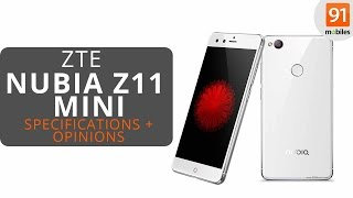 Nubia Z11 Mini - worth a buy? [ Opinions & Overview ]