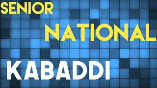SENIOR NATIONAL KABADDI CHAMPIONSHIP