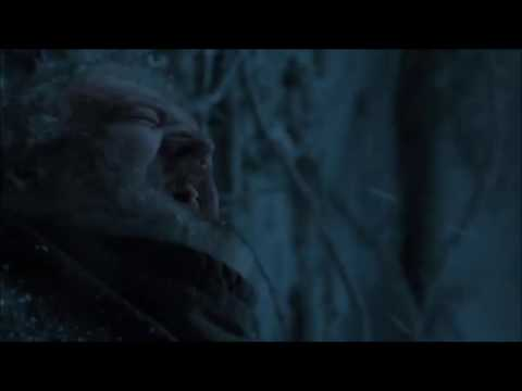 Game of Thrones Hodo Death Scene Hold The Door HD