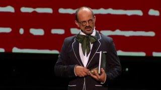 Jacek Koman - Monolog 6 (Gala Języka Ojczystego)