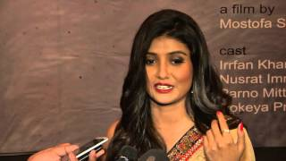 Parno Mittra in Dhaka || Exclusive Interview) Signing Ceremony Dub Bangla Movie 2016 !!! HD