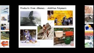 IGCSE Chemistry: Organic Chemistry - Part 2 // Alcohol + Polymer Manufacture