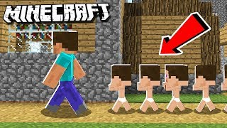 IF YOU HAD BABIES IN MINECRAFT!