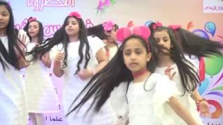 قناة اطفال ومواهب الفضائية كليب مر عام خامس اداء ابراهيم ابوجبل