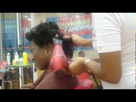 Silky Smoothie Dominican Blow Out