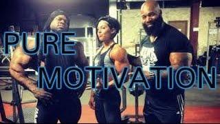 Pure Motivation | Ct Fletcher, Mike Rashid, Dana Linn Bailey, Kai Greene