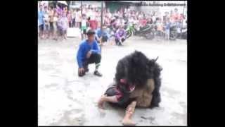 Kesurupan masal....pawang kewalahan-Seni Kuda Renggong Dan Benjang Cinangka Ujung Berung Bandung