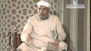 51- تفسير سورة التوبه - الاية ( 128 - 129) - الشيخ الشعراوي