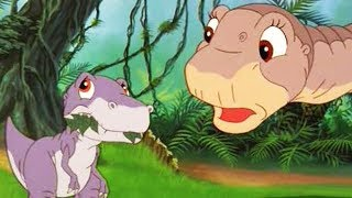 The Land Before Time Full Episodes | Through the Eyes of Spiketail 126 | HD | Cartoon for Kids