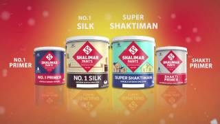 Shalimar Paints Launches New Products to Offer More Choices, Benefits and Value to Indian Consumer