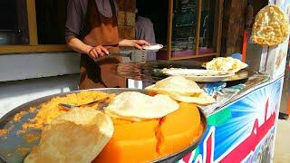 Delicious Food/Breakfast in Swat Valley Pakistan 2018