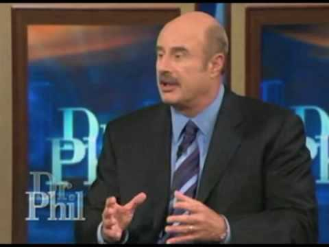 Dr. Phil features Nancy Davis and her book Lean on Me