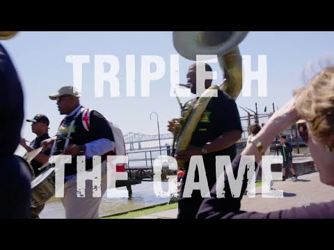 Xxx Mp4 Triple H S Theme Played By New Orleans Brass Band 3gp Sex