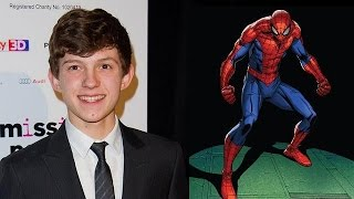 New Spider-Man Actor Cast - #CUPodcast