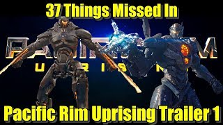 Pacific Rim Uprising Trailer 1 Breakdown