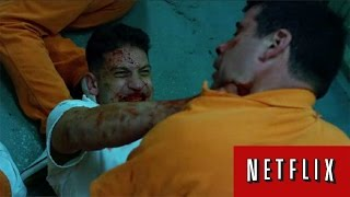 BEST DAREDEVIL & PUNISHER FIGHTING SCENES (HD 1080p) -  KICK ASS COMPILATION (PART 1)