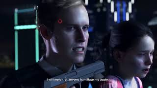 An analysis of the demo version of Detroit: Become Human