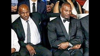 """Stacey McKinley: """"Mike Tyson vs Lennox Lewis Was The Worst Day Of My Life In Boxing"""""""