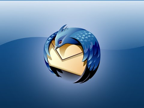 Thunderbird Tutorial Configuration Free Email Manager and Free Altenative for Microsoft Outlook