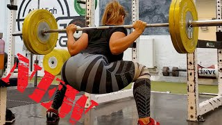 M i a - DENMARK ♡ Bigger Butt Exercises - Building Massive Butt [Fitness Gym]