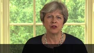 Eid al-Adha 2017: Theresa May