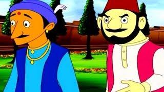 Kauvo Ki Ginti - Akbar Birbal Animated Story - Hindi Part 14
