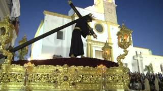 Así procesionó Pasión en Ayamonte