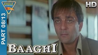 Baaghi Hindi Movie || Part 08/13 || Sanjay Dutt, Manisha Koirala || Eagle Hindi Movies