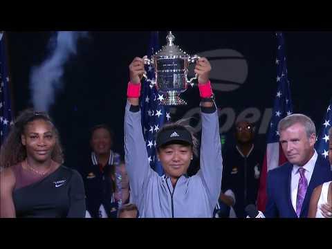 US Open Extended Highlight Naomi Osaka vs. Serena Williams