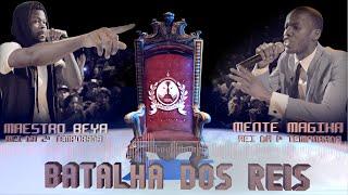 "#RRPL Apresenta MENTE MAGIKA VS MAESTRO BEYA ""Batalha Dos Reis 2014"" VÍDEO OFICIAL"