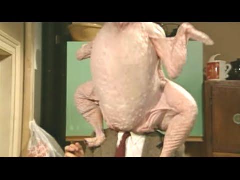 Christmas Turkey | Mr. Bean Official