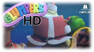 Glumpers, Comedy cartoon TV Series - Gobo Claus, christmas for kids