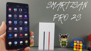 Smartisan Pro 2S, déballage et prise en main