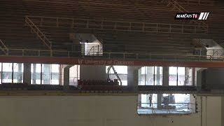 Fifth Third Arena Renovation Update #2