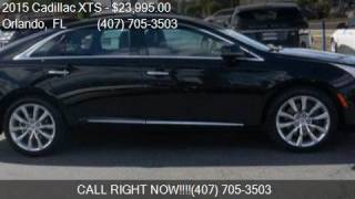 2015 Cadillac XTS Luxury AWD 4dr Sedan for sale in Orlando,