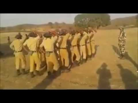 The Indian shemale army