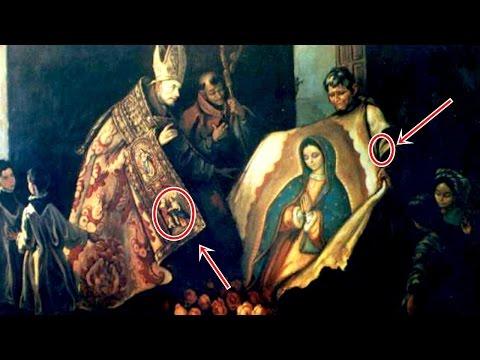 LA VERDADERA HISTORIA DE LA VIRGEN DE GUADALUPE