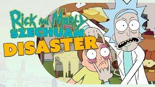 Rick and Morty's SZECHUAN DISASTER