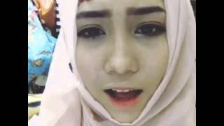 Syasya Solero - Nyanyi Korea versi chipmunk
