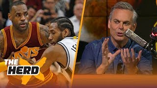 Colin Cowherd on Lakers
