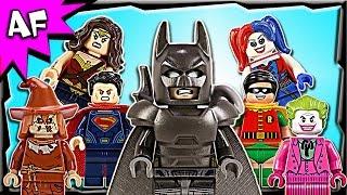 Lego DC COMICS Minifigures 2016 Complete Collection Review