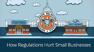 How Regulations Hurt Small Businesses