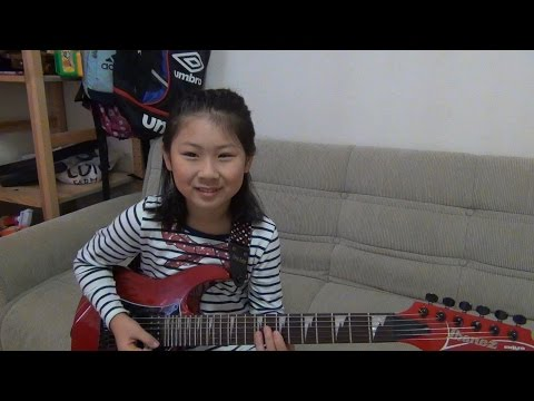 I GOT THE FEELIN'  Cover / Li-sa-X(Japanese 9 year old girl)