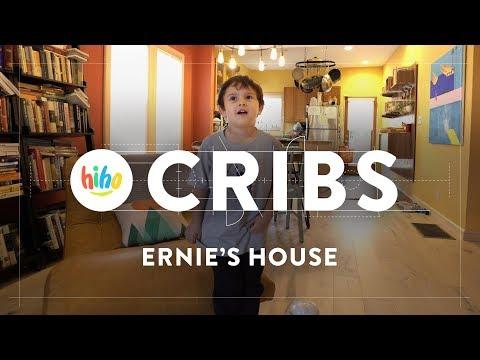 Ernie Gives us a House Tour HiHo Cribs HiHo Kids